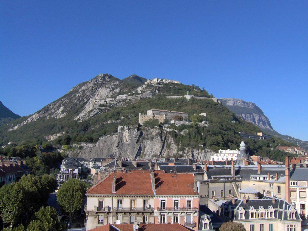 Grenoble - Bastille