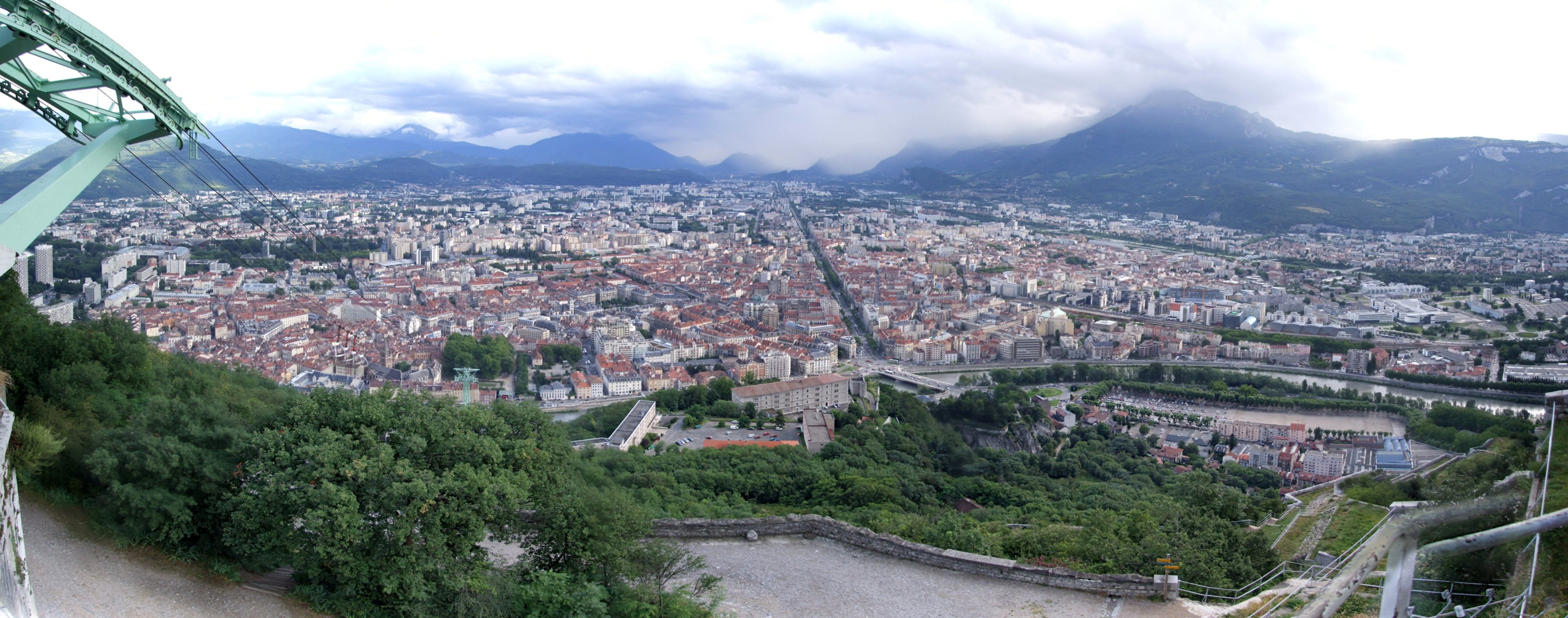 Panorama de Grenoble